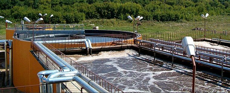 очистка сточных вод